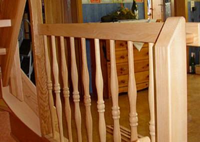 Hochwertige Treppen